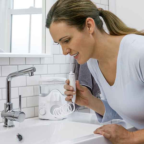 The Waterpik Water Flosser - Easy and Effective